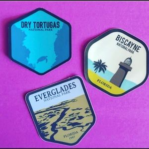 Other - National Park sticker pack